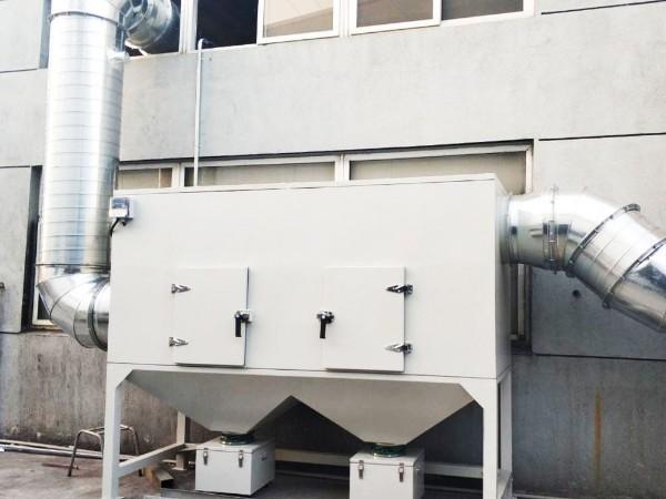 航天工程装备(苏州)智能废气处理设备案例