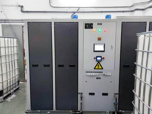 苏州锦艺新材料智能工业废水处理站使用案例!