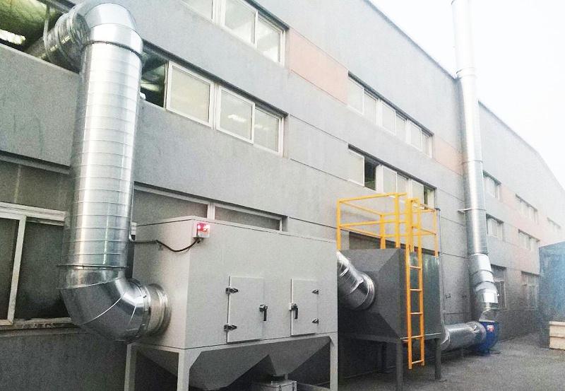 智能废气处理设备
