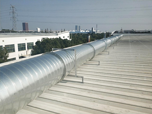 苏州利华科技智能废气处理设备使用案例!