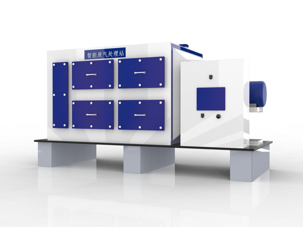 智能废气活性炭吸附系统