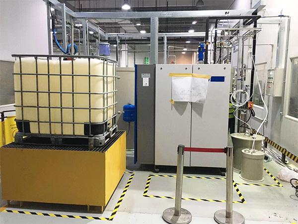 帕马斯韦奇航空部件低温真空热泵循环蒸发器案例