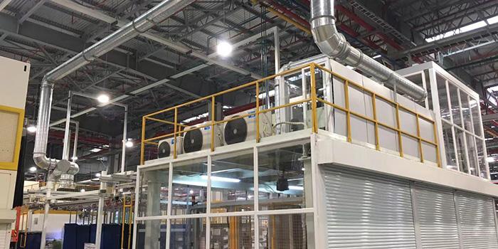 智能废气处理设备中炭吸附系统运行管理分享!