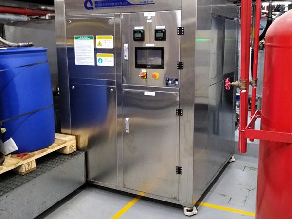 苏州某高功能薄膜有限公司蒸馏水COD过滤器设备案例!